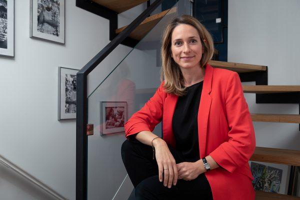 Angèle Malâtre-Lansac, directrice déléguée à la santé de l'Institut Montaigne. Débat sur la crise de la psychiatrie.