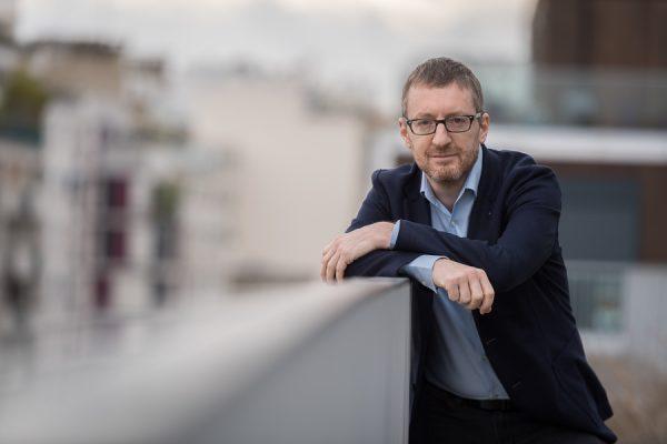 Arnaud Rosier, cardiologue et docteur en informatique, fondateur d'Implicity.Intelligence artificelle. Cardiologie. Télésuivi