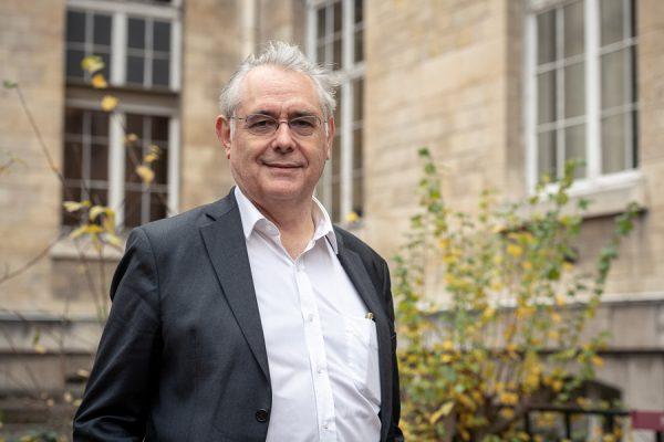 Bernard Granger, président du Syndicat universitaire de psychiatrie. Débat sur la crise de la psychiatrie.