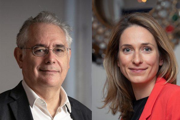 Bernard Granger, Syndicat universitaire de psychiatrie et Angèle Malâtre-Lansac, Institut Montaigne. Débat sur la crise de la psychiatrie.
