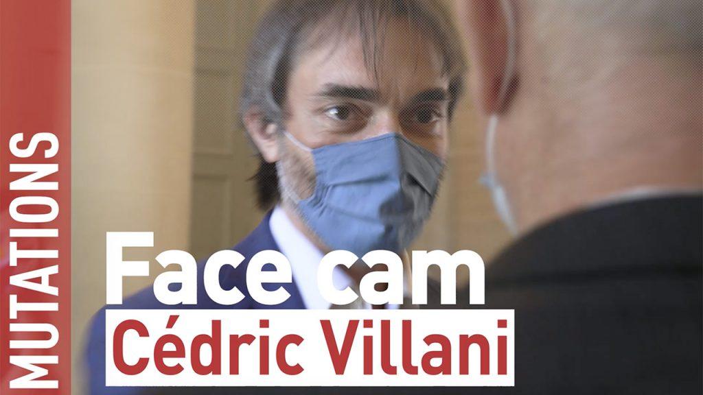 Illustration de l'interview de Cédric Villani