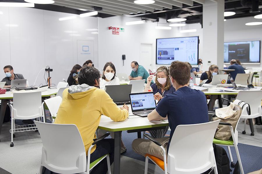 Open data : organisation d'un hackathon